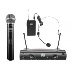 Радиосистемы c микрофоном XLine MD-262C - 1