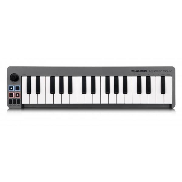 MIDI клавиатуры M-Audio Keystation Mini 32 - 1
