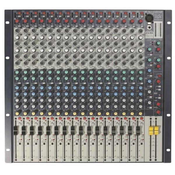 Аналоговые микшерные пульты Soundcraft GB2R-16 - 1
