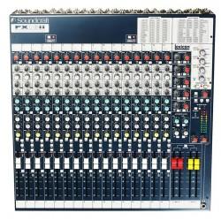 Микшерные пульты с процессором эффектов Soundcraft FX16ii - 1