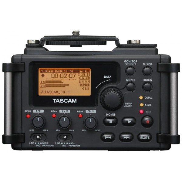 Рекордеры Tascam DR-60D - 1