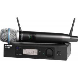 SHURE GLXD24RE/B87A Z2 2.4 GHz