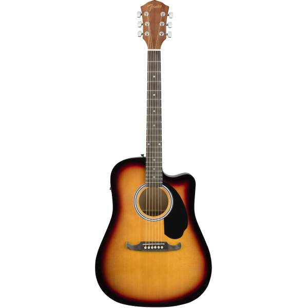FENDER FA-125CE Dreadnought, Sunburst