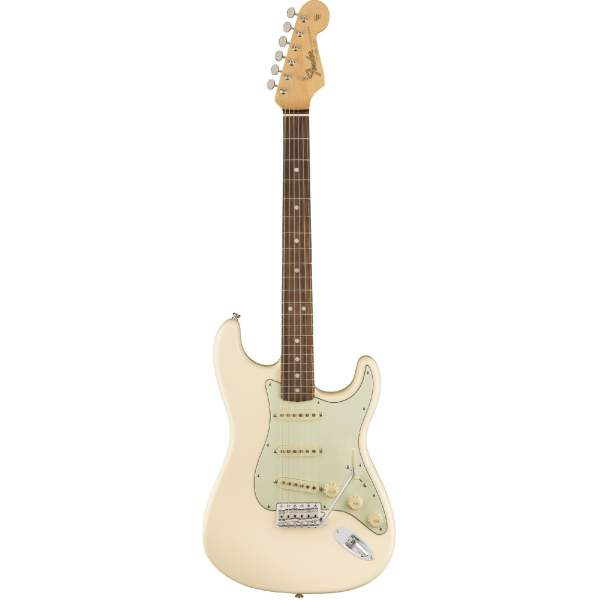 Fender American Original `60s Stratocaster, Rosewood Fingerboard, Olympic White