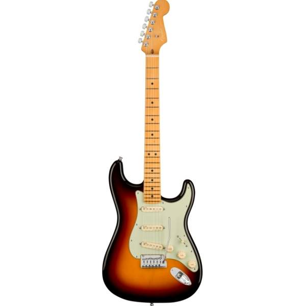 FENDER American Ultra Stratocaster, Maple Fingerboard, Ultraburst