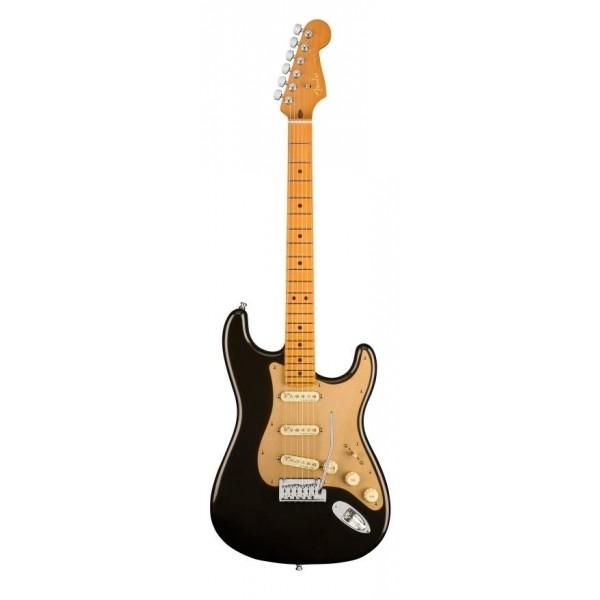 FENDER American Ultra Stratocaster, Maple Fingerboard, Texas Tea