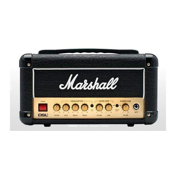Гитарные усилители MARSHALL DSL1 HEAD - 1