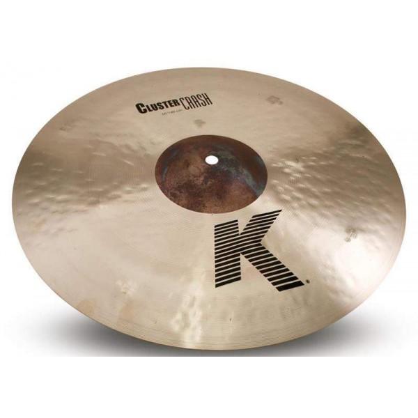 Барабанные тарелки ZILDJIAN K0931 16` K CLUSTER CRASH - 1