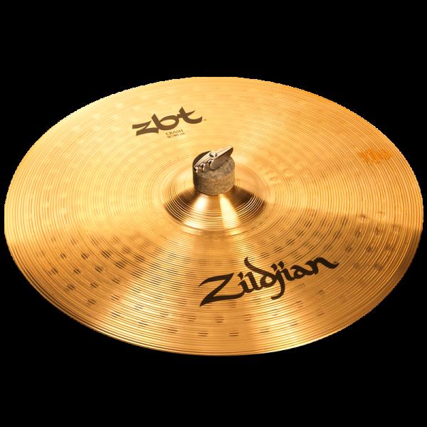 Барабанные тарелки ZILDJIAN ZBT16C 16` ZBT CRASH - 1
