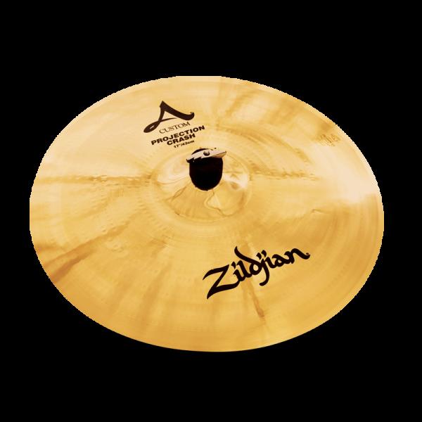 Барабанные тарелки ZILDJIAN A20583 17` A` CUSTOM PROJECTION CRASH - 1