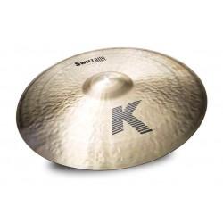Барабанные тарелки ZILDJIAN K0731 21` K Zildjian Sweet Ride - 1