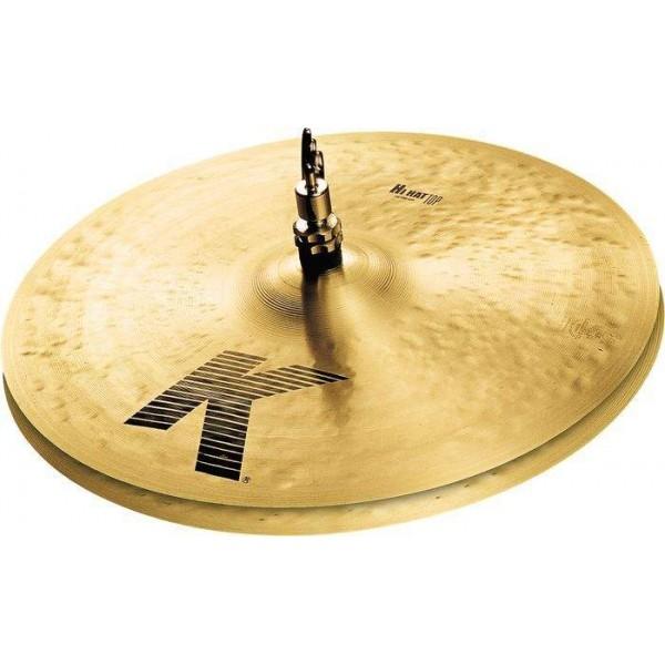 Барабанные тарелки ZILDJIAN K0823 14` K` HI-HAT - 1
