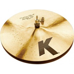 ZILDJIAN K0943 14` K` CUSTOM DARK