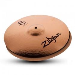 Барабанные тарелки ZILDJIAN S14HPR S FAMILY HI HAT PAIR 14. - 1