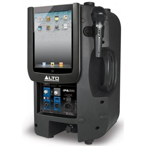 Alto IPA music system