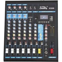 Микшерные пульты с процессором эффектов Soundking KG08 - 1