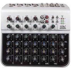 Аналоговые микшерные пульты Soundking MIX04A - 1