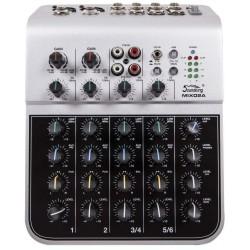 Компактные микшерные пульты Soundking MIX02A - 1