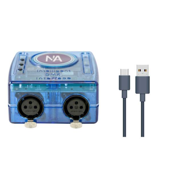 USB-DMX интерфейсы SUNLITE SLESA-U10 - 1