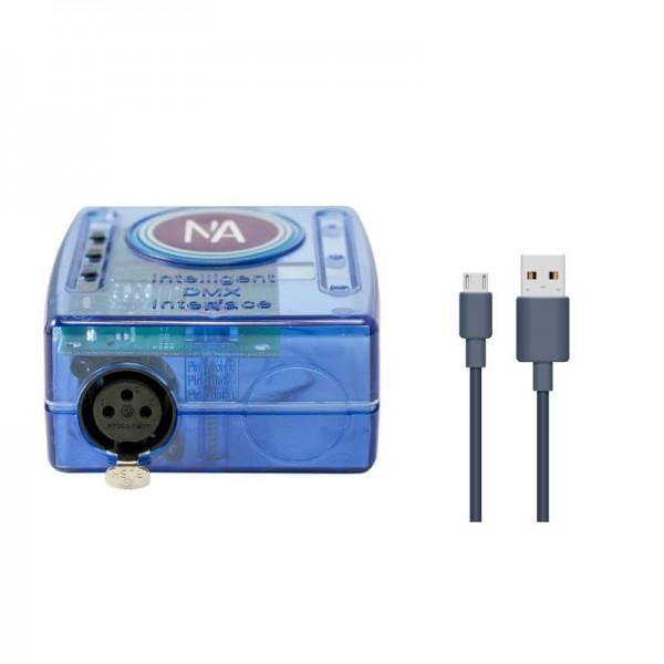 USB-DMX интерфейсы SUNLITE SLESA-U9 - 1