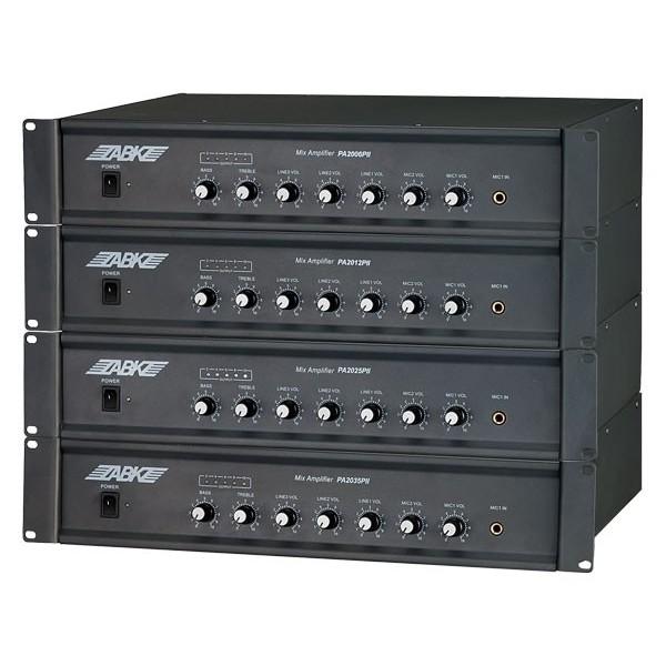 Трансляционные усилители мощности ABK PA-2035PII - 1