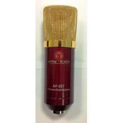 Студийные конденсаторные микрофоны Arthur Forty PSC AF-327 Red - 1