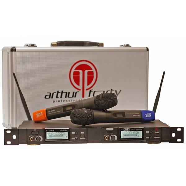 Arthur Forty PSC U-10KC (UHF)