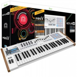 Arturia KeyLab 49 Producer Pack