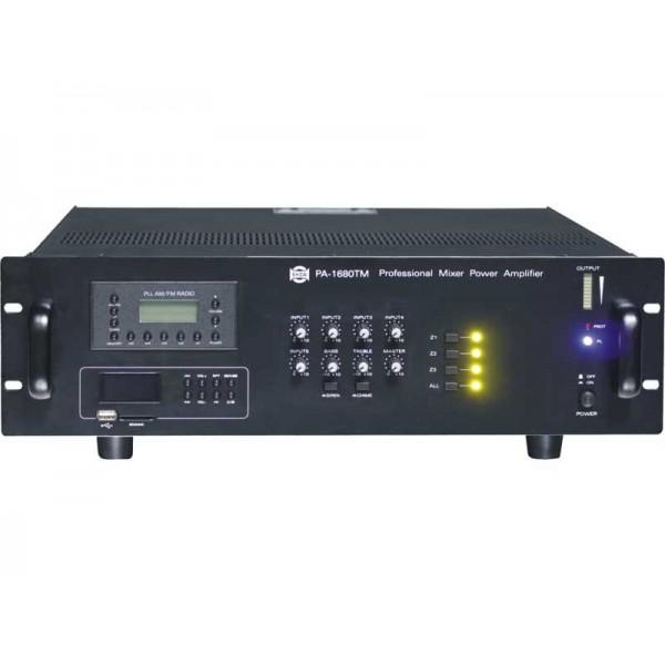 Трансляционные усилители мощности SHOW PA1680TM - 1