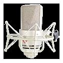Студийные конденсаторные микрофоны