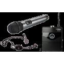 Микрофоны и передатчики для радиосистем
